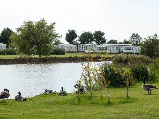 Touring & Camping holidays at Grange Leisure