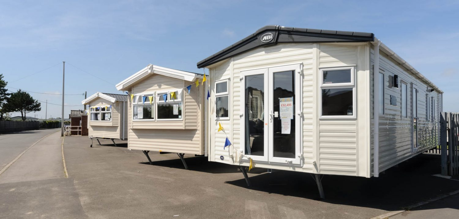 Holiday homes for sale from £9,995