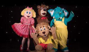 Coastfields Mascots Kids Club