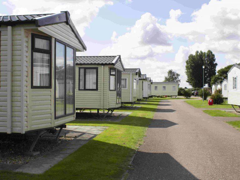 North Shore Luxury 8 berth caravans