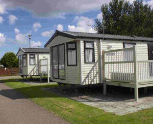North Shore 6 berth caravan