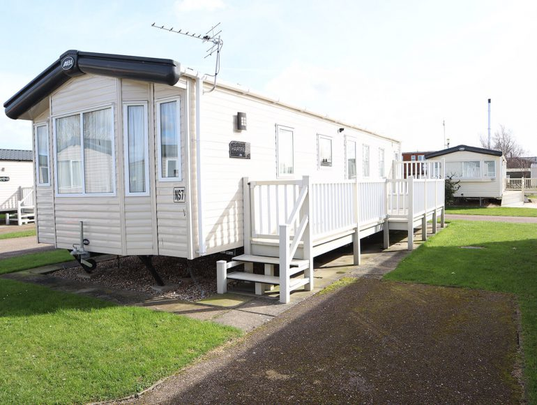Luxury 6 Berth Caravan