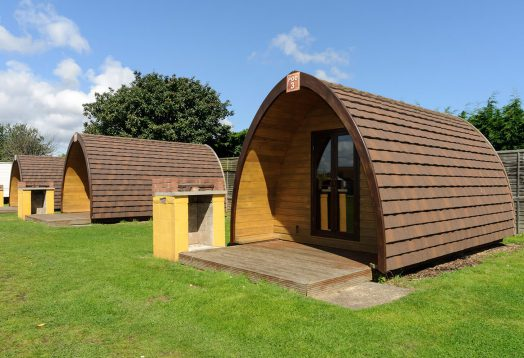 North Shore Glamping Pods