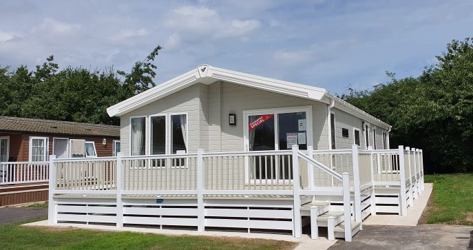 Lodges At Badger's Retreat in Mablethorpe