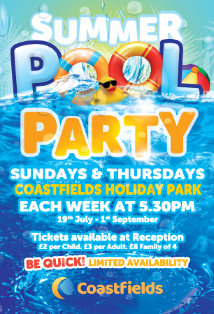coastfields pool party