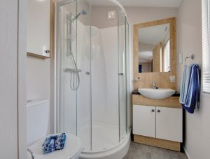 Willerby Pinehurst-Shower-Room