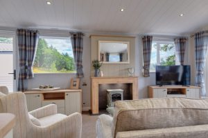Willerby Portland-Fireplace