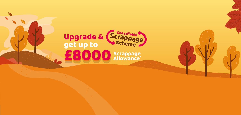 coastfields caravan scrappage scheme