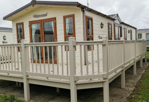 ABI Westwood Lodge 40'x13′ 2 bedroom luxury model