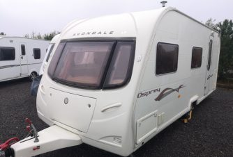 Avondale Osprey, 4 Birth, 2005 Model