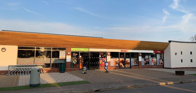 The Grange Spar Shop