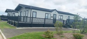Badgers retreat luxury lodge at Coastfields