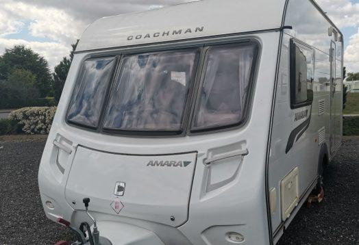 Coachman Amara 450