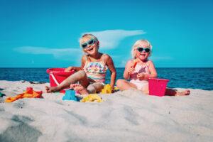 Children-Beach-Happy-Summer-Holidays