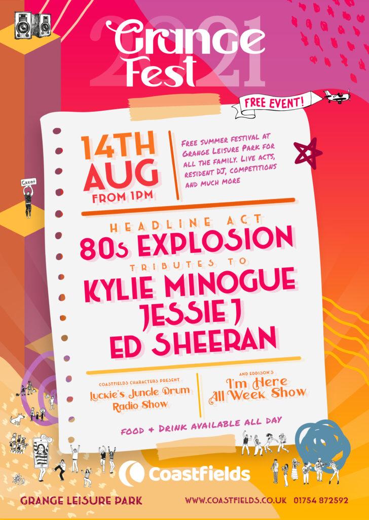 Coastfields Grange Fest