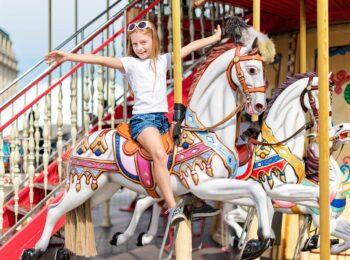 Merry-go-round-Ride-Attraction